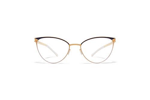 Brillen Gafas de Vista Mykita CYNTHIA GOLD INDIGO 22/22/0 Unisex