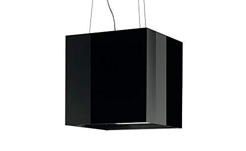 Best Cube Inselhaube Dunstabzugshaube Schwarz Inselesse 40cm Abzugshaube Küche