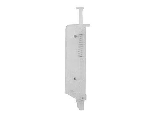 BEGADI Airsoft Essentials Kugelbehälter/in Magazinform, universal, transparent (1200 BBS)