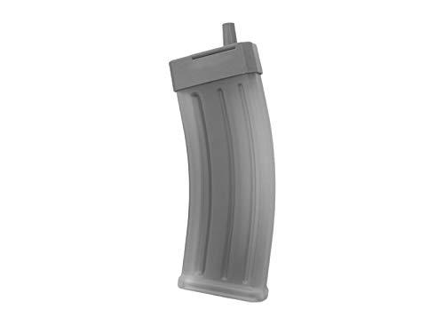 BEGADI Airsoft Essentials Kugelbehälter/Container in Magazinform passt in viele Taschen (1200 BBS)