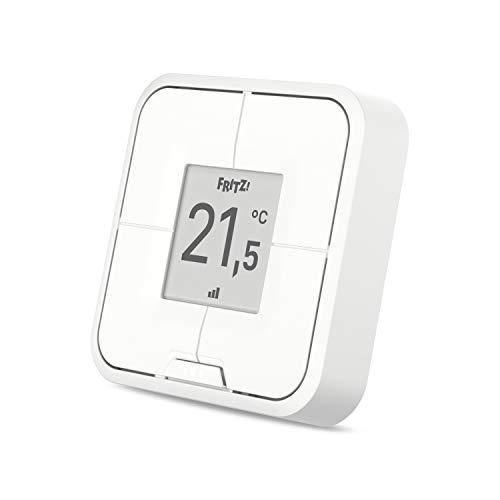 AVM FRITZ!DECT 440 (portabler, konfigurierbarer Taster für Smart-Home-Bedienung, Steuern von smarten FRITZ!-Geräten, für FRITZ!Boxmit DECT-Basis verwendbar), weiß