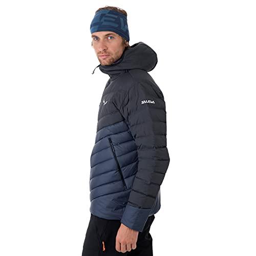 Salewa M Ortles Medium 2 Down Jacket Blau, Herren Daunen Isolationsjacke, Größe L - Farbe Cloisonne Blue