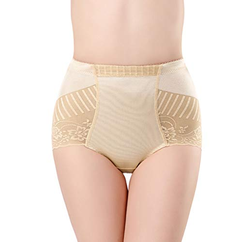 Calvinbi Damen Shapewear Push-up Unterhose Butt Lifted Unterwäsche Seamless Invisible Slip Sexy Slips Low Rise Low Waist Modern Shorts Taillenhose