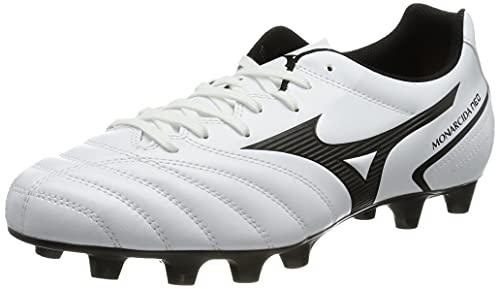 Mizuno Unisex Monarcida Ii Sel Sneaker, White/Black, 39 EU