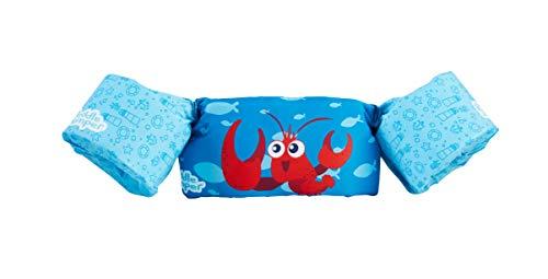Sevylor Puddle Jumper Schwimmflügel, Schwimmhilfe für Kinder und Kleinkinder 2-6 Jahre, 15-30kg, Schwimmgürtel für Jungen und Mädchen, Schwimmweste, Schwimmtrainer mit Sicherheitsverschluss