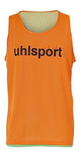 uhlsport Bekleidung teamsport weind-markierungsleibchen, orange/Grün, M/L