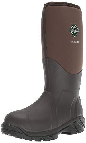 Muck Boots Unisex-Erwachsene Arctic Pro Gummistiefel, Braun (Bark), 43 EU