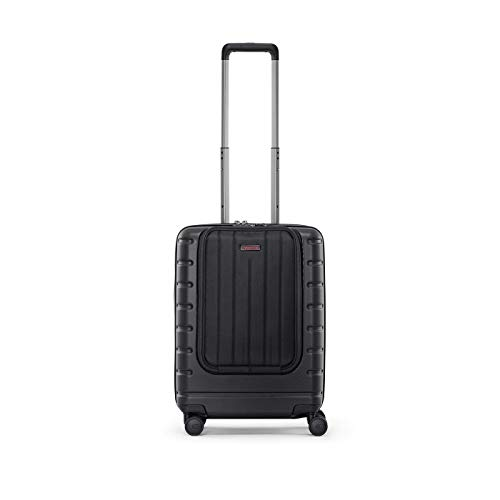 Reisenthel boardcase with Flap, Iconic Shell Black LE7053, 40 x 55 x 23 cm