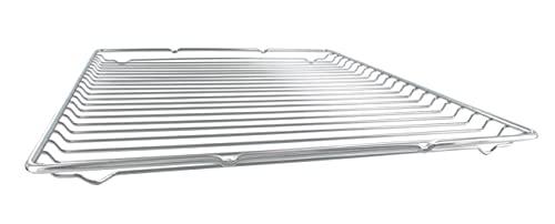 DL-pro Backgitter 42,5x36cm Backofenrost Gitter für AEG Electrolux Juno 387029001/6 3870290016 387029001 Backofen Herd
