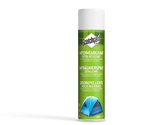 3M Scotchgard Protector Universal Outdoor Imprägnierspray – Imprägnierung für Stoff, Textil & Leder im Outdoor-Bereich – 400 ml – Transparent