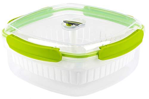 Privilege MICROWAVLEN Dinnerware Dampfgarer-Set, 2,9 Liter