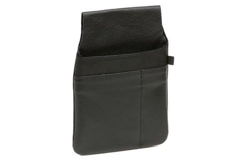 LEAS Kellnertasche Echt-Leder, schwarz Special Edition