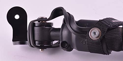 Qeridoo-Anhängerkupplung aus leichtem Aluminium, nur 60 Gramm Kinderanhängerkupplung passend für Qeridoo Kinderanhänger ab 2017 Fahrradanhängerkupplung zubehör passend für Anhänger der Marke Qeridoo.