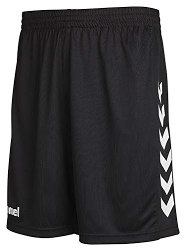 Hummel Herren Shorts CORE POLY, Black, XL, 11-083-2001