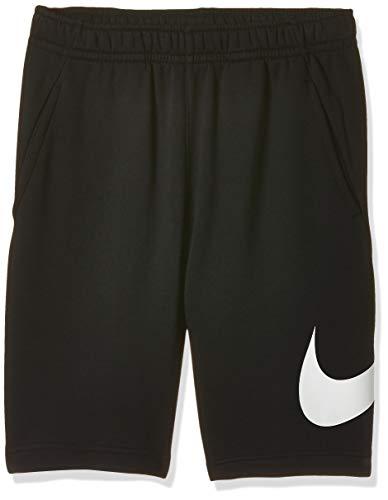 Nike Herren Shorts Sportswear Club, Black/White/White, L, BV2721-010