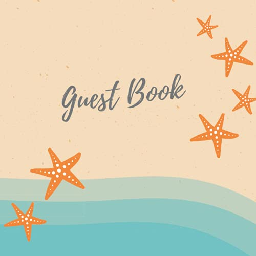 Guest Book: for vacation rentals, holiday homes and beach houses   Questions about best memories, things to do, places to go and message to the host
