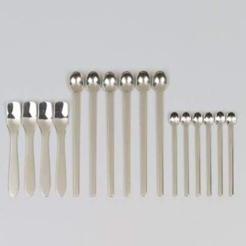 ASA 31001/950 Spoon Cappuccinolöffel Edelstahl 14,5 cm