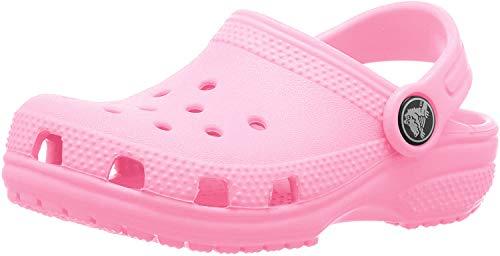 Crocs Classic K Clogs, Pink Lemonade, 30/31 EU