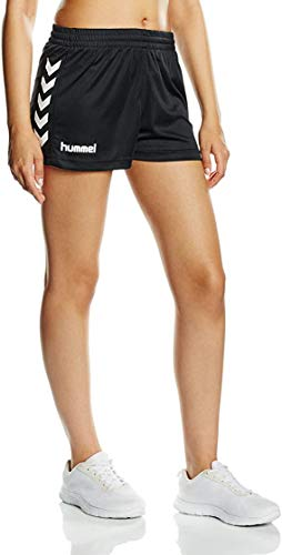 hummel CORE Womens Shorts, BLACK, L