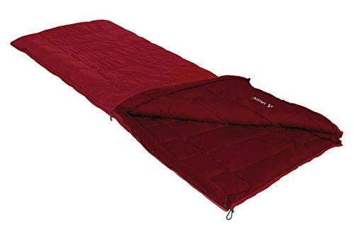 VAUDE Schlafsäcke Navajo 500 S SYN, dark indian red, 4 x 22 x 19 cm, 121326520010