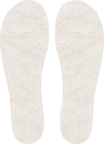 Playshoes Unisex Einlegesohlen Zuschneidbar für Größe 20/21 - 34/35, für ein angenehmens Tragegefühl, Beige (Original) One Size