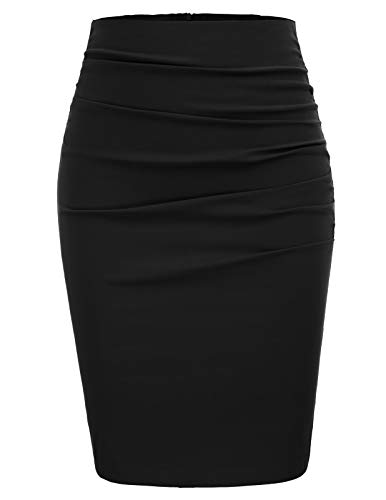 Winter röcke Damen Retro Rock Fashion high Waist röcke CL866-1 2XL