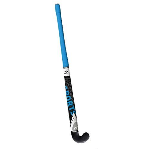 Angel Sport Erwachsene Hockeybal Hockeyschläger, Blau, 91 cm, 0713107