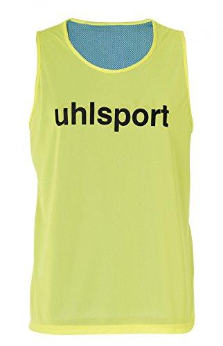 uhlsport Bekleidung Teamsport weind-markierungsleibchen Wende, Fluo gelb/Blau, XL/2XL