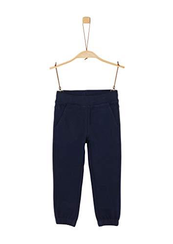 s.Oliver Jungen Bequeme Sweatpants dark blue 104.REG
