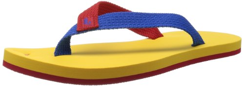 Puma Herren Dedo II Brazil Sommer Strand Flip-Flop- Sandalen-Yellow-44.5