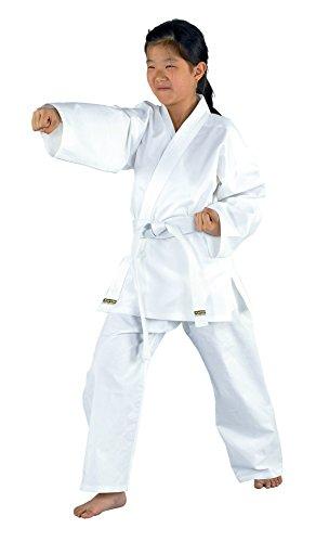 Kwon Karateanzug Renshu, weiß, 551001, Gr.160