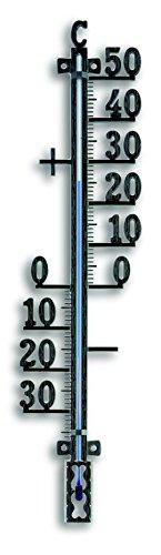Schau-Thermometer Metall 42cm