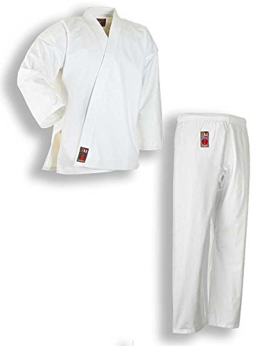 Ju-Sports Karate Anzug to Start mit Weißgurt, 9301, Gr. 170