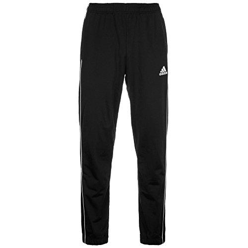 adidas Herren Core18 Pes Sport Trousers, Black/White, XXL EU
