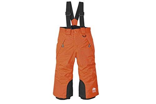 lupilu Jungen Schneehose (86/92, Orange)