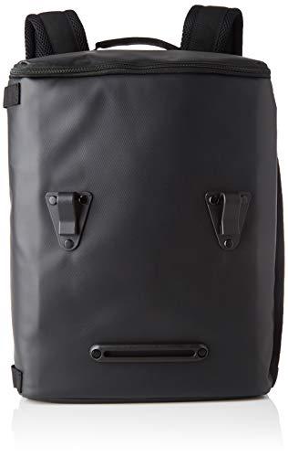 BREE Collection Unisex-Erwachsene Pnch 735, Black, Bike Bag Rucksack, Schwarz, 26x55x29 cm