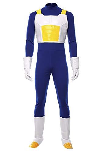 RedJade Dragon Ball Dragonball Z Vegeta IV Outfit Cosplay Kostüm Maßanfertigung