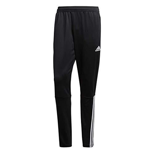 adidas Herren REGI18 TR Pants Trainingshose, Schwarz (Black/White), M