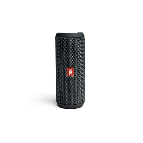 JBL Flip Essential Bluetooth Box in Grau – Wasserdichter, portabler Lautsprecher mit herausragendem Sound – Bis zu 10 Stunden kabellos Musik abspielen