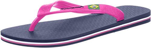 Ipanema Brazil II Frauen Flip-Flops/Sandalen-Navy-41/42