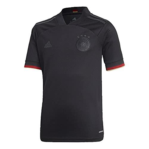 Adidas Jungen DFB A JSY Y T-shirt, schwarz (Black) , 176