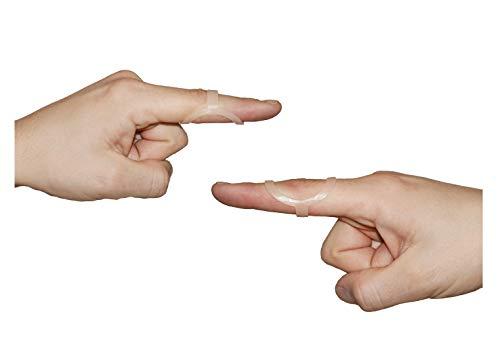Oval 8 Dreipunkt Fingerschiene Gr. 7/5,9cm
