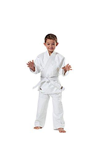 Kwon Kampfsportanzug Judo Randori, Uni, 551312160, weiß, 160 cm