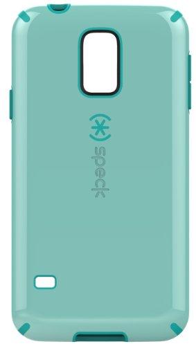 Speck CandyShell Grip Case Cover Schutzhülle für Samsung Galaxy S5 - Aloe Green/Caribbean Blue