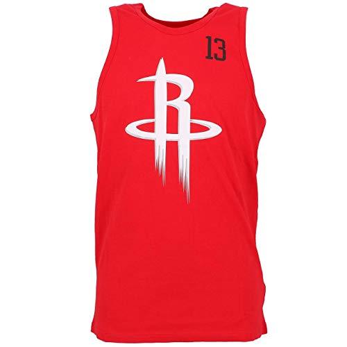 NBA Shirt All Net Basic Tank Houston Rockets James Harden #13 Trikot Jersey Basketball (S)