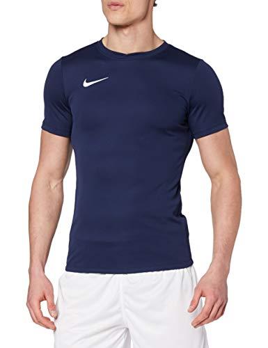NIKE Herren Kurzarm T-Shirt Trikot Park VI, Blau (University Blue/White/412), L