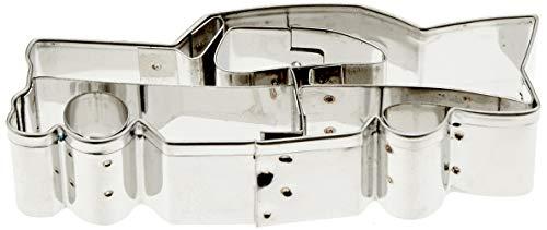 Städter Präge-Ausstecher Chevy 8 cm Edelstahl, Silber