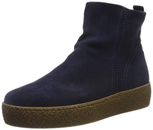Gabor Damen Comfort Basic Stiefeletten, Blau (Marine (Micro) 36), 39 EU