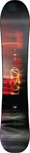 Nitro Snowboards Herren Smp Brd '21 All Mountain Directional Twin Snowboard Freestyle Freeride Board, mehrfarbig, 158