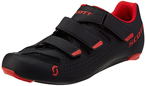 Scott 275885, Herren, Black/red, 44